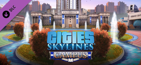 Cities: Skylines - Campus - unknown