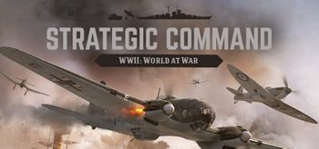 Strategic Command WWII: World at War - PC
