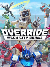 Override: Mech City Brawl - Season Pass - PC