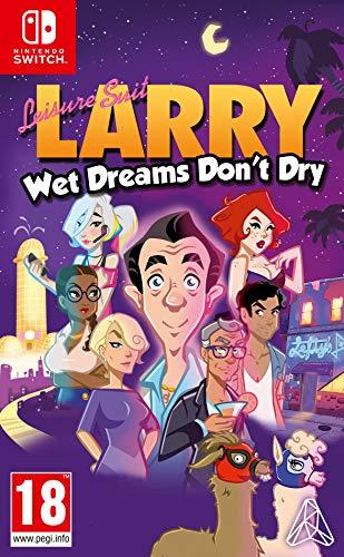 Leisure Suit Larry - Wet Dreams Don't Dry Soundtrack - SWITCH