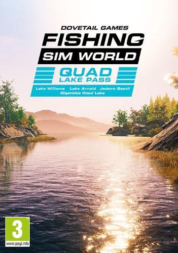 Fishing Sim World: Quad Lake Pass - PC