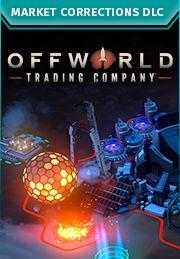 Offworld Trading Company - Market Corrections DLC - PC
