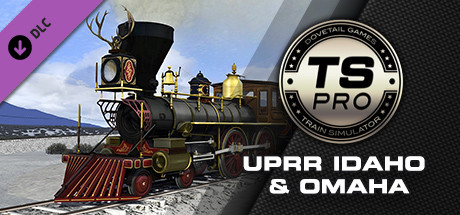 Train Simulator: UPRR Idaho & Omaha Steam Loco Add-On - PC