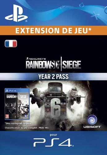 Tom Clancy's Rainbow Six Siege - Year 4 Pass - PS4