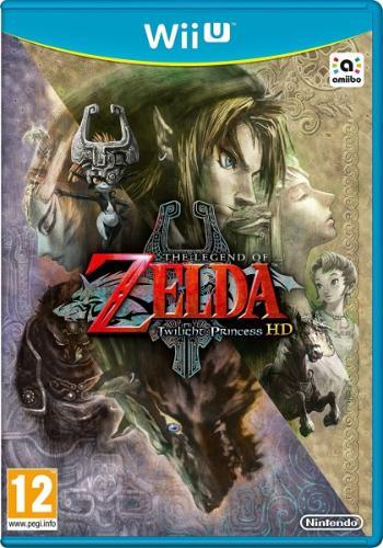 The Legend Of Zelda Twilight Princess - WIIU