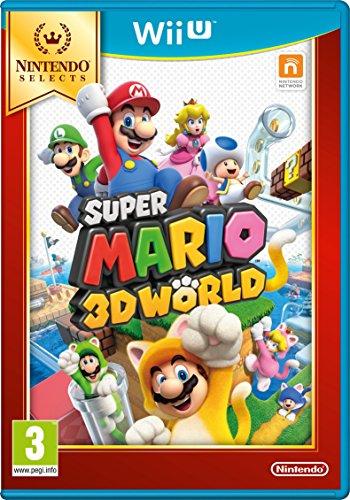Super Mario 3d World - WIIU