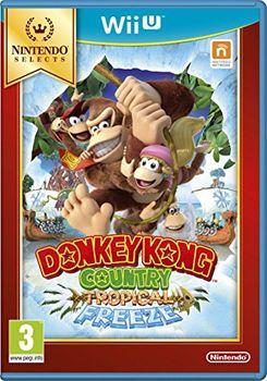 Donkey Kong Country Tropical Freeze - WIIU