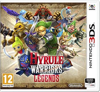 Hyrule Warriors - 3DS