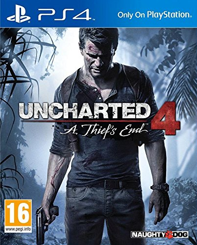 Uncharted 4 : A Thief's End - PS4