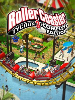 RollerCoaster Tycoon 3 : Complete Edition - PC