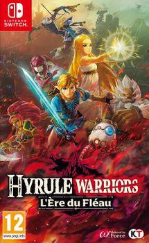 Hyrule Warriors : L'Ère du Fléau - SWITCH