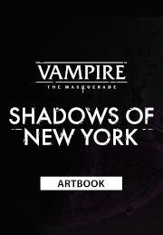Vampire The Masquerade Shadows of New York Artbook - PC