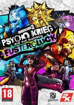 Borderlands 3 Psycho Krieg and the Fantastic Fustercluck - PC