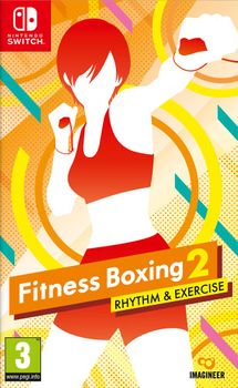 Fitness Boxing 2 : Rhythm and Exercise - SWITCH