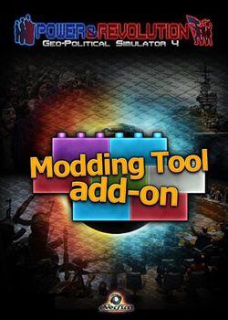 Modding Tool Add on Power & Revolution 2020 Edition DLC - PC