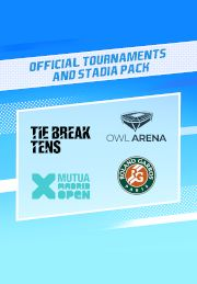Tennis World Tour 2 Official Tournaments and Stadia Pack - PC