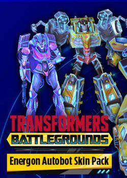 TRANSFORMERS BATTLEGROUNDS Gold Autobot Skin Pack - PC