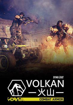 Dying Light Volkan Combat Armor Bundle - PC