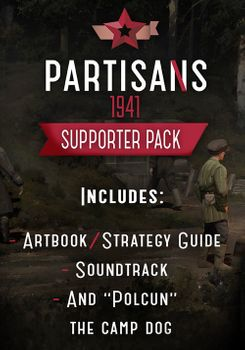Partisans 1941 Supporter Pack - PC