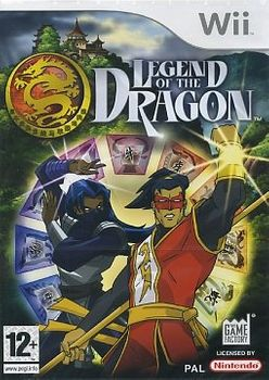 Legend of the Dragon - WII