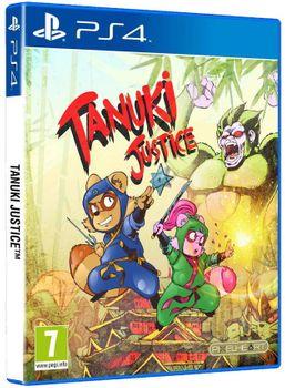Tanuki's Justice - PS4