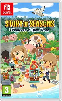 Story of Seasons : Pioneers of Olive Town - SWITCH