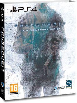Fahrenheit 15th Anniversary Edition - PS4