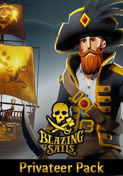 Blazing Sails Privateer Pack - PC