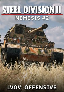 Steel Division 2 Nemesis 2 Lvov Offensive - PC