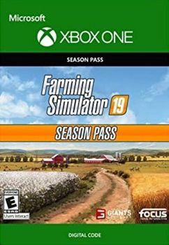 Farming Simulator 19 Season Pass - XBOX ONE