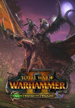 Total War WARHAMMER II The Twisted & The Twilight - PC