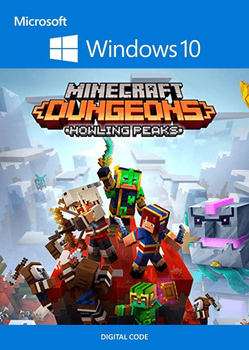 Minecraft Dungeons : Howling Peaks - PC