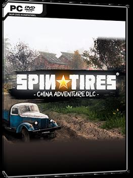 Spintires China Adventure DLC - PC