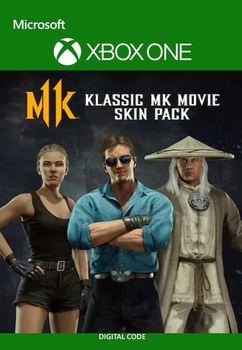 Mortal Kombat 11 Klassic MK Movie Skin Pack - XBOX ONE