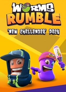 Worms Rumble New Challengers Pack - PC
