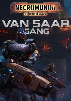 Necromunda Underhive Wars Van Saar Gang - PC