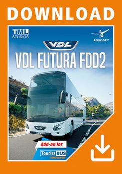 Tourist Bus Simulator VDL Futura FDD2 - PC