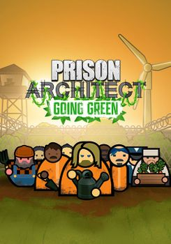 Prison Architect Going Green - Linux