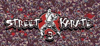 Street karate 3 - PC