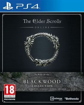 The Elder Scrolls Online : Blackwood - PS4