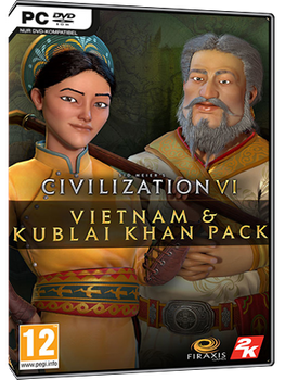 Civilization VI Vietnam & Kublai Khan Pack - PC