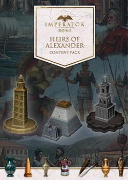 Imperator Rome Heirs of Alexander Content Pack - Mac