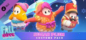 Fall Guys Sugar Plum Pack - PC
