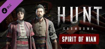 Hunt Showdown Spirit of Nian - PC