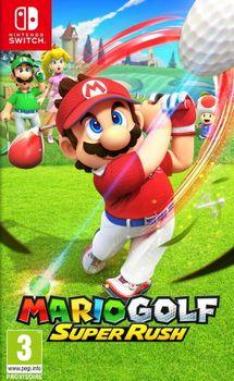 Mario Golf : Super Rush - SWITCH