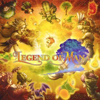 Legend of Mana - PS4