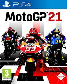 MotoGP 21 - PS4
