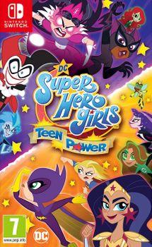 DC Super Hero Girls : Teen Power - SWITCH