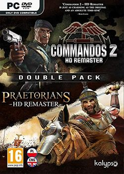 Commandos 2 & Praetorians HD Remaster Double Pack - PC