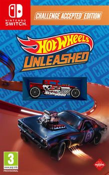 Hot Wheels Unleashed - SWITCH